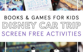 Disney Road Trip Games