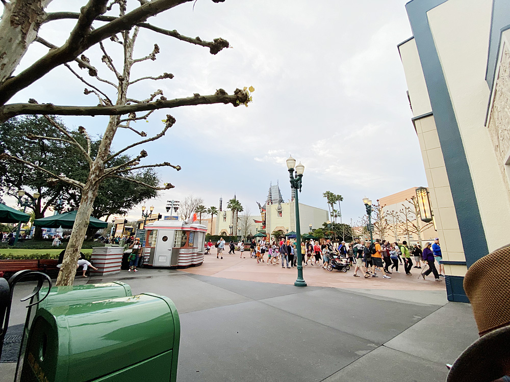 Rise of the Resistance Hollywood Studios