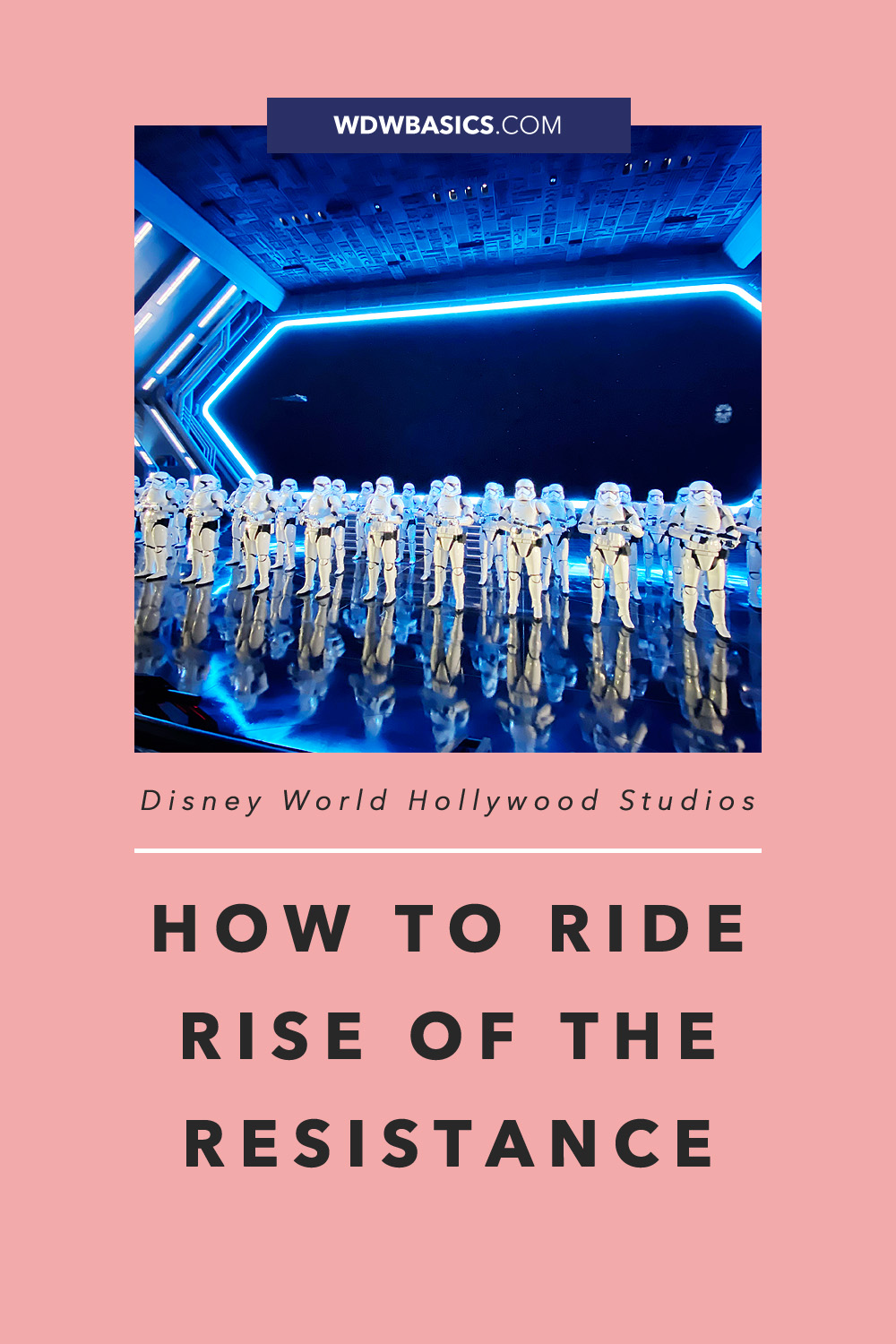 How to Ride Rise of the Resistance