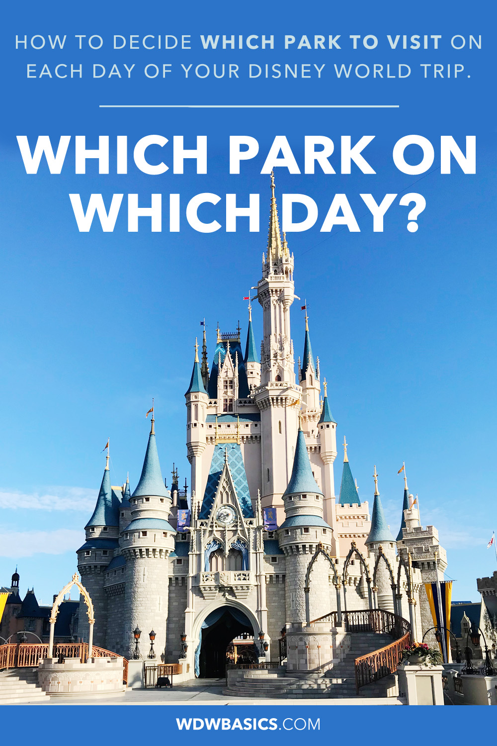 Which Park On Which Day?