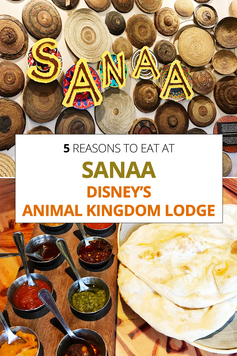 Sanaa Disney's Animal Kingdom Lodge