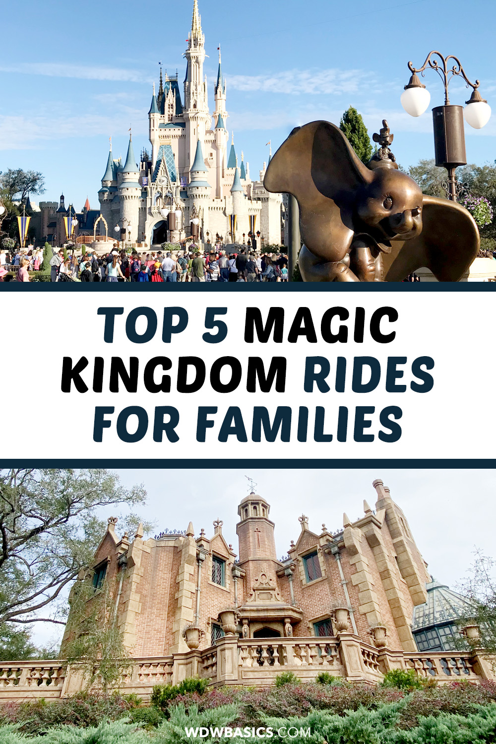 Best Magic Kingdom rides for Families