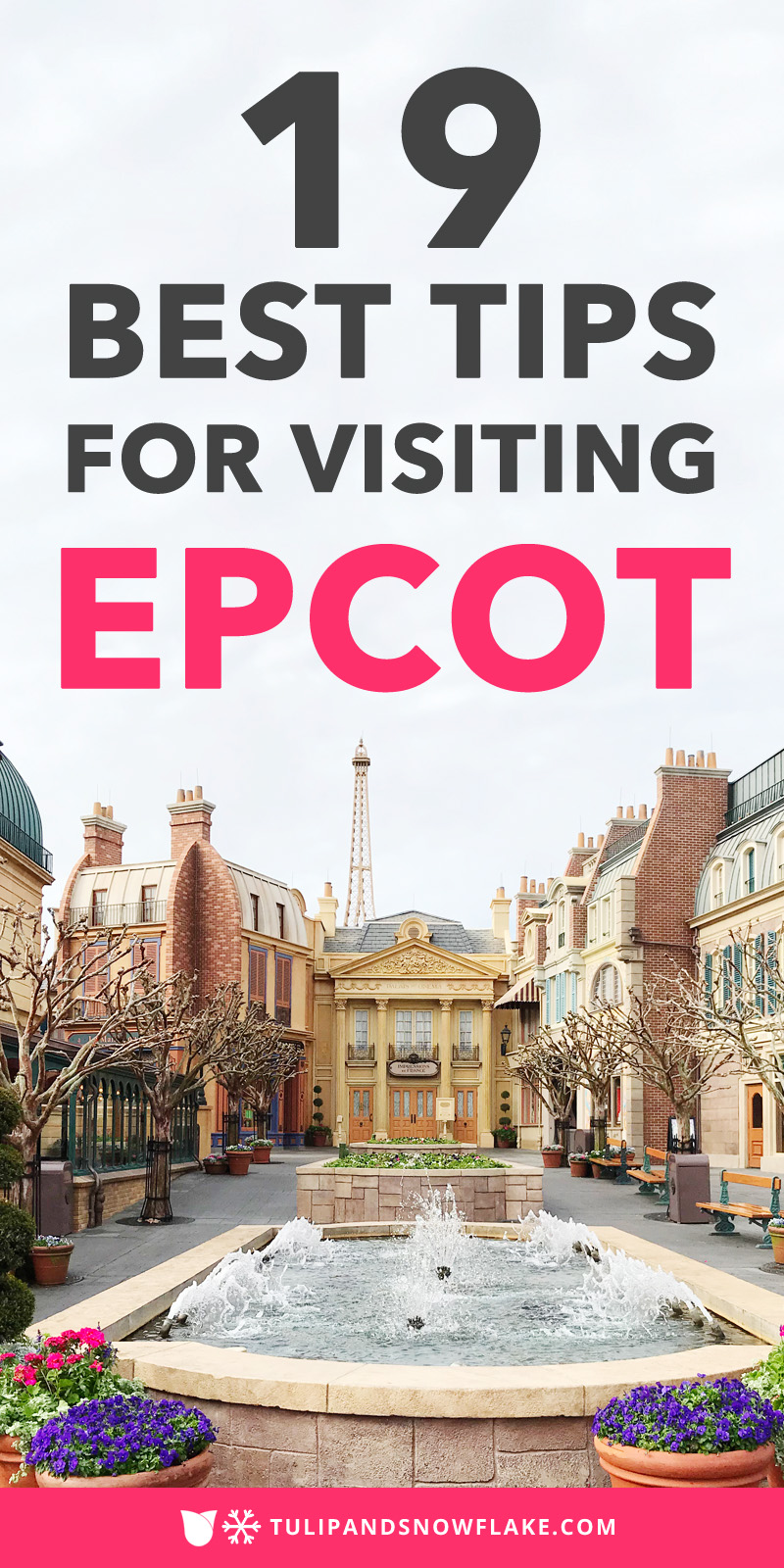 Best Tips for Visiting Epcot