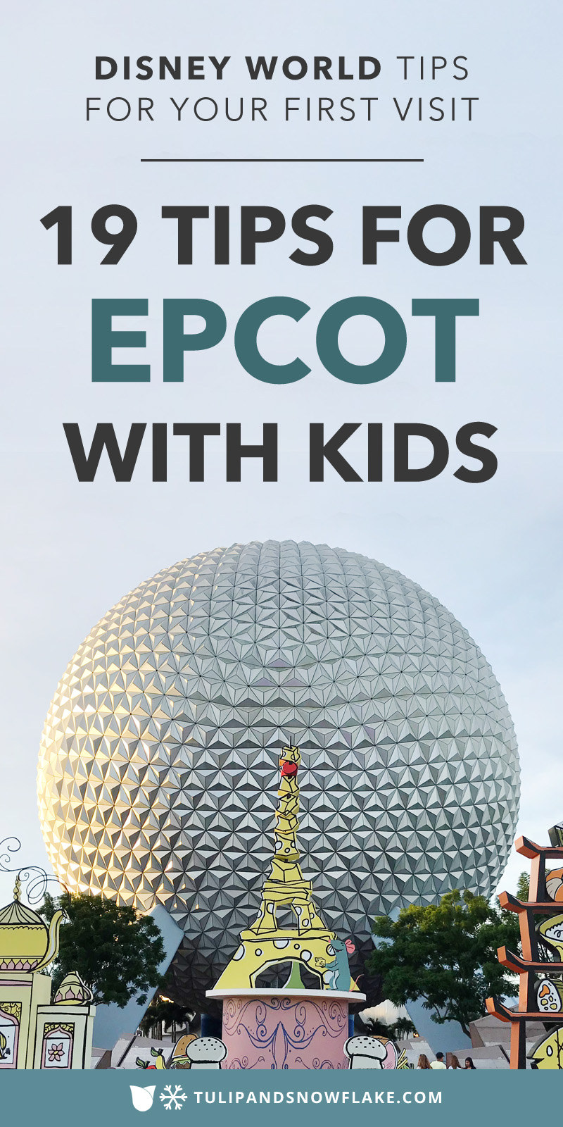 Tips for Epcot with Kids