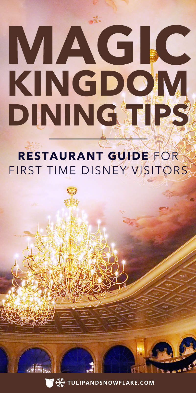 Magic Kingdom Dining Tips