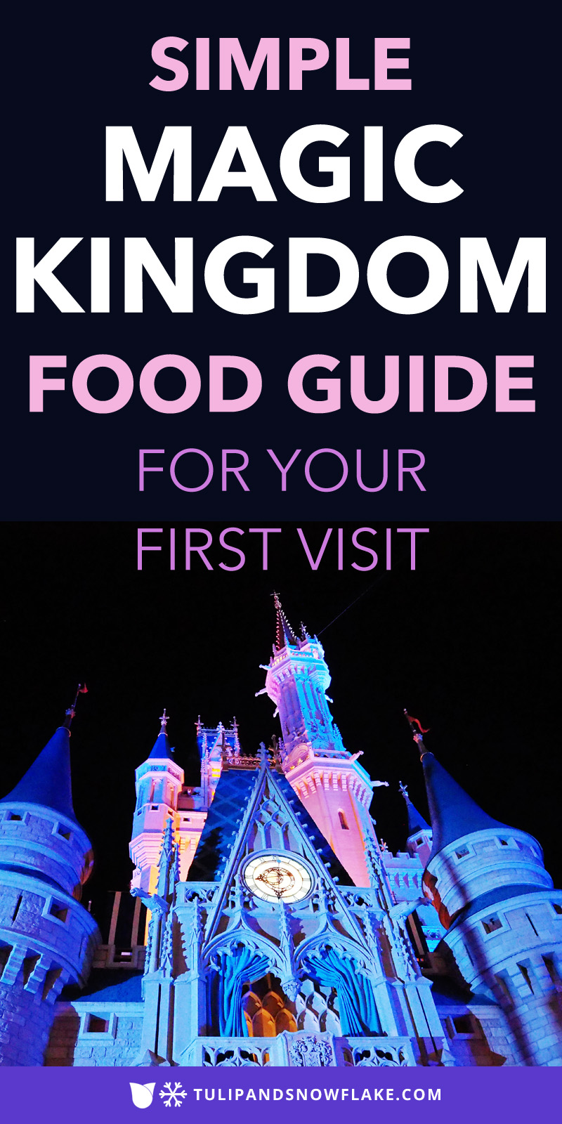 Magic Kingdom Food Guide