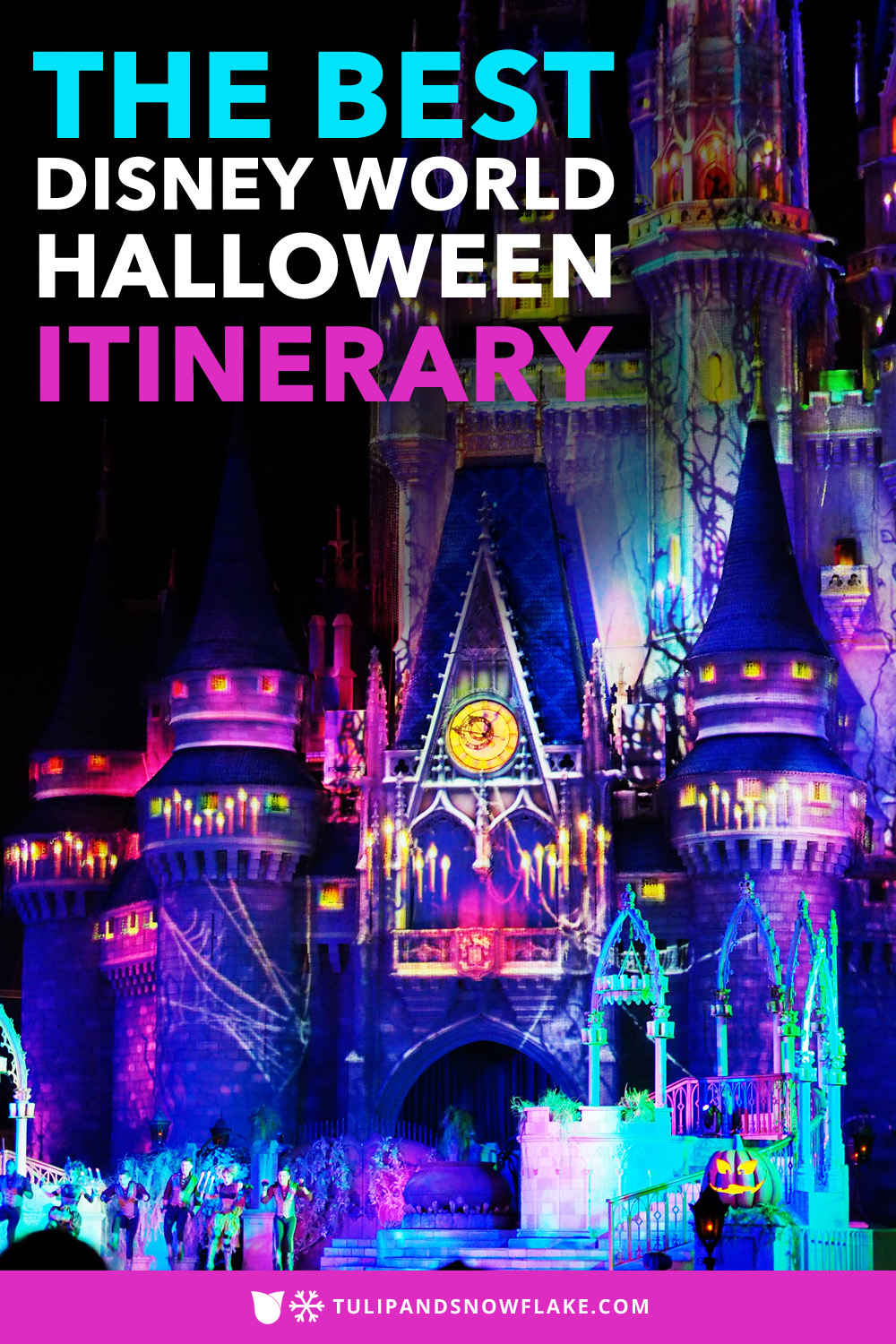 Best Disney World Halloween Itinerary