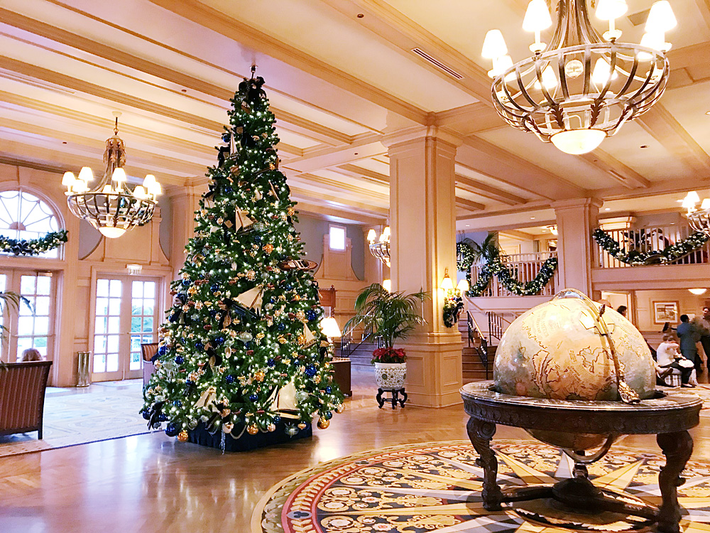 Disney Yacht Club Christmas