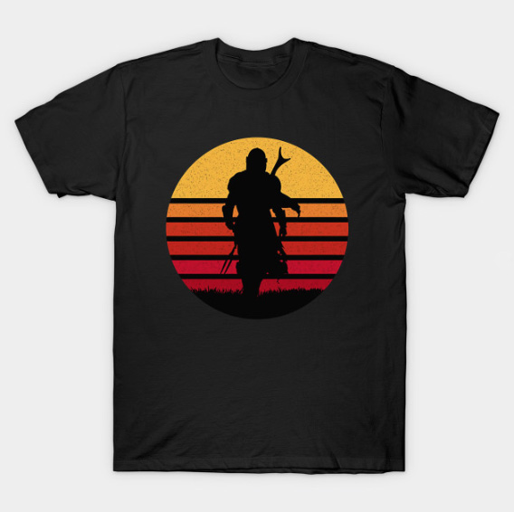 Retro Mando shirt