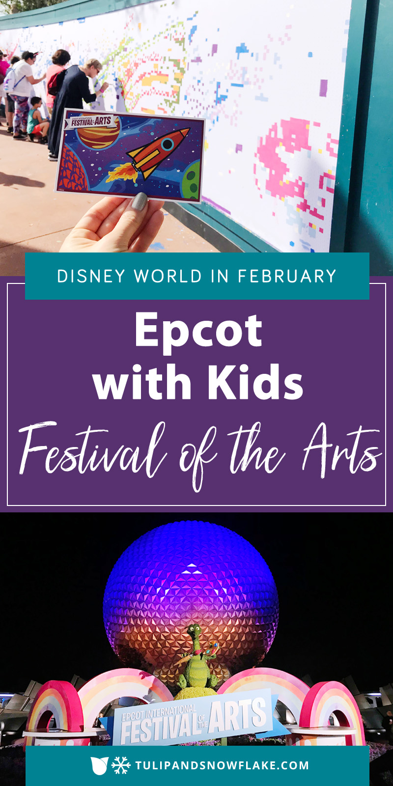 Epcot with Kids