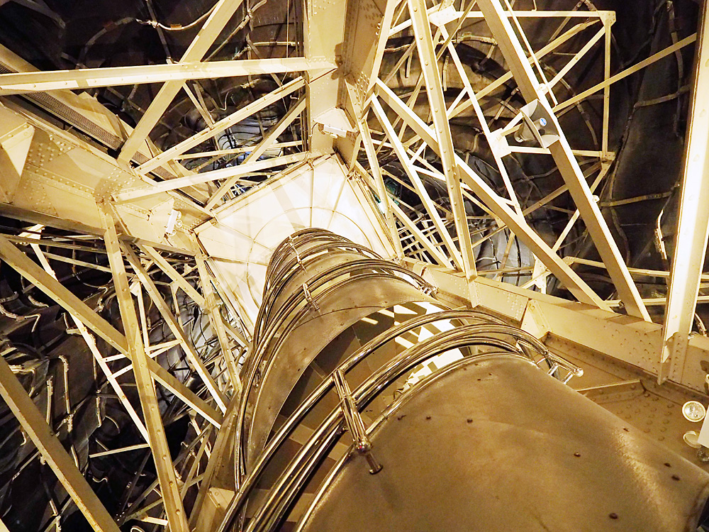 Statue of Liberty Spiral Staircase