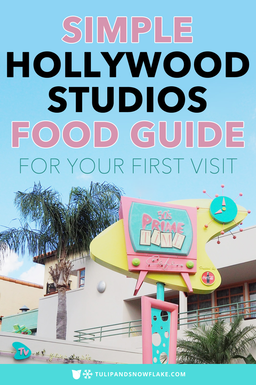 Disney Hollywood Studios Food