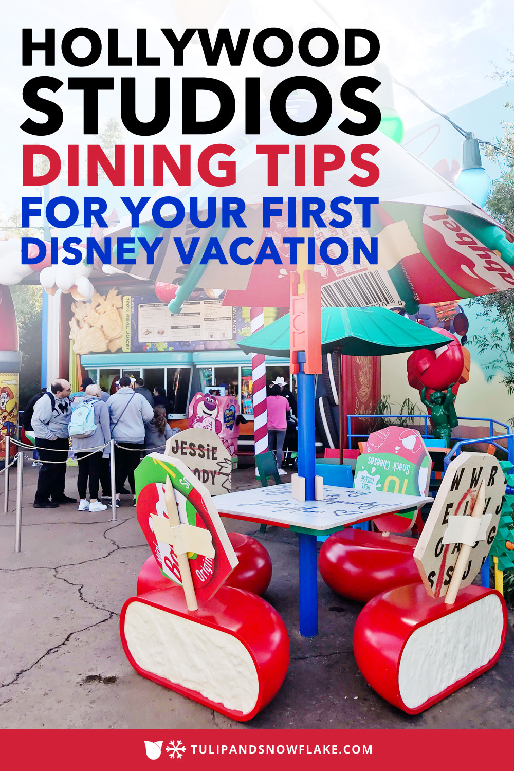 Disney Hollywood Studios Dining Tips