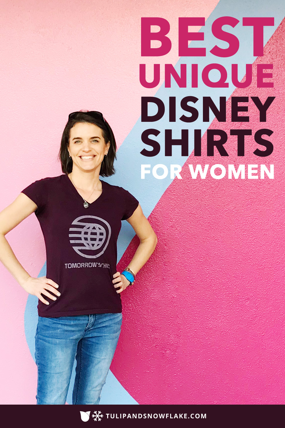 best unique Disney shirts for women