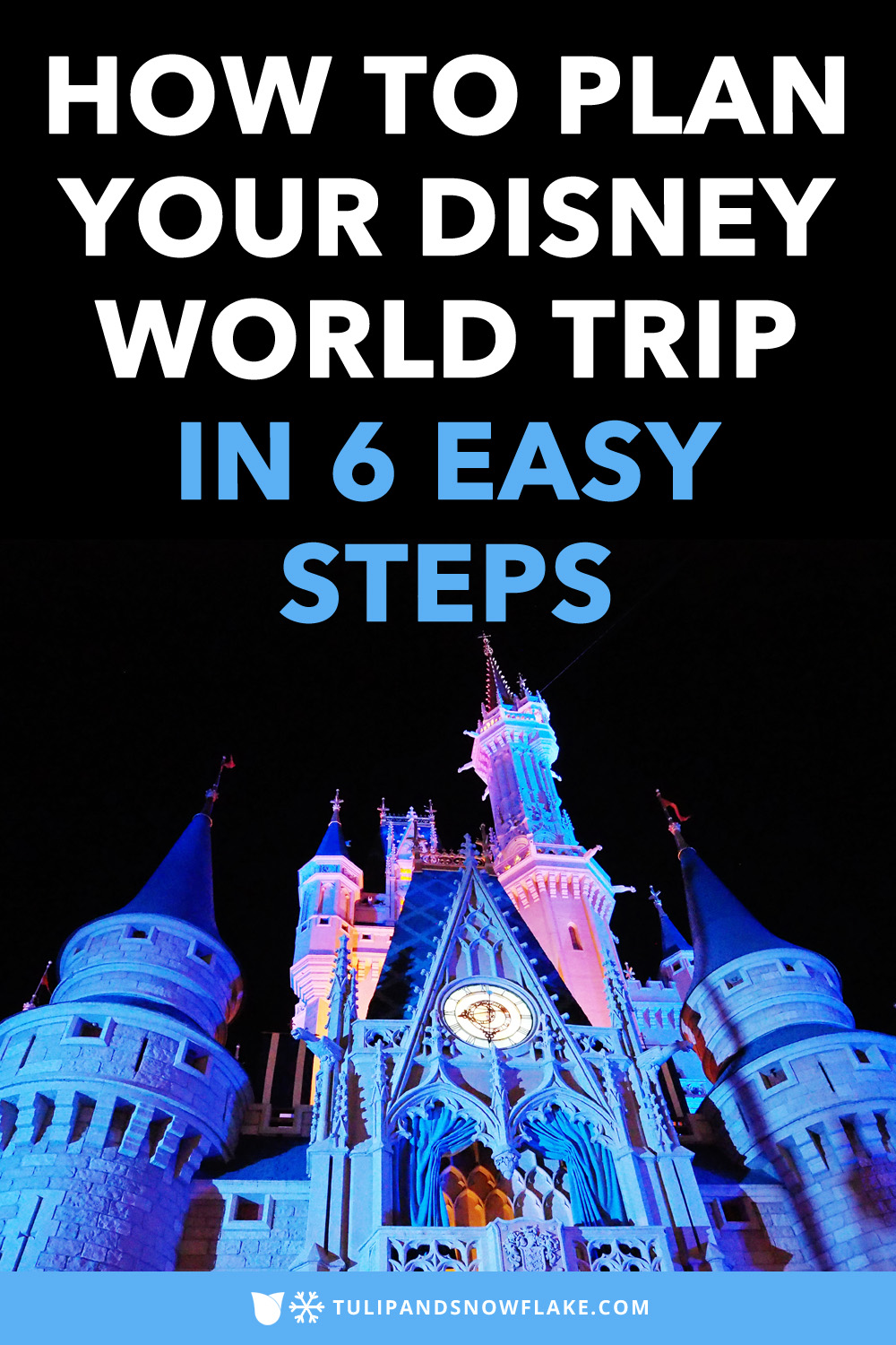 How to plan your Disney World trip
