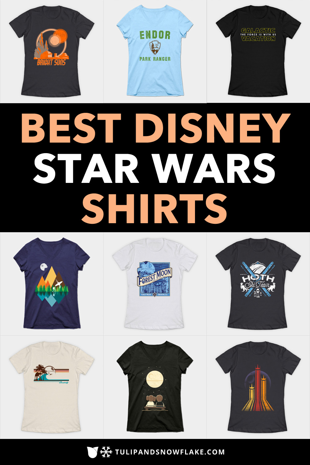 Best Disney Star Wars Shirts