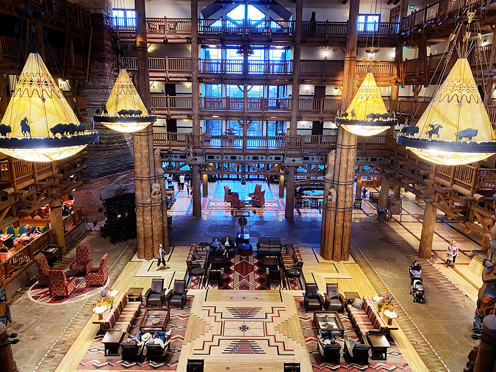 Wilderness Lodge Disney World