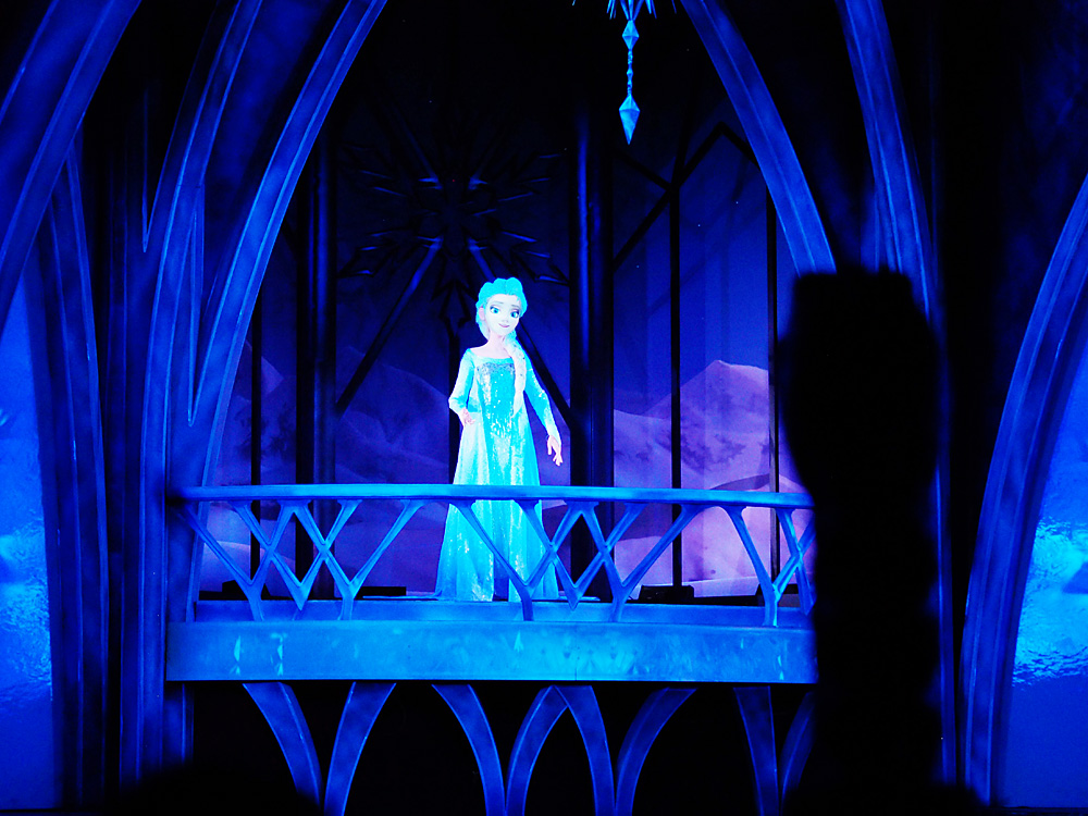 Epcot Rides - Frozen Ever After