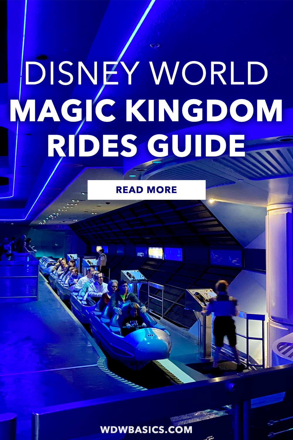 Magic Kingdom rides guide