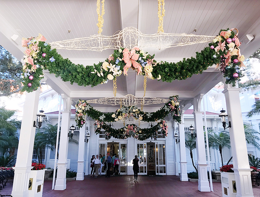 Christmas at Disney's Grand Floridian Resort