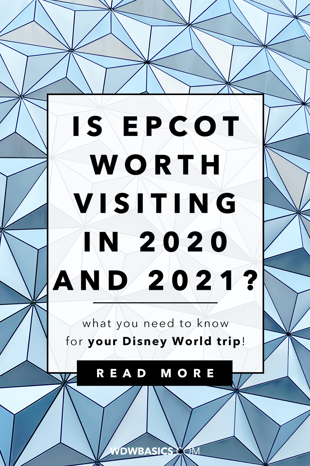 Is Epcot Worth Visiting in 2020 and 2021?