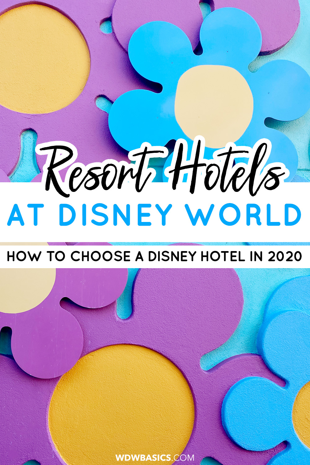 How to choose a Disney hotel in 2020