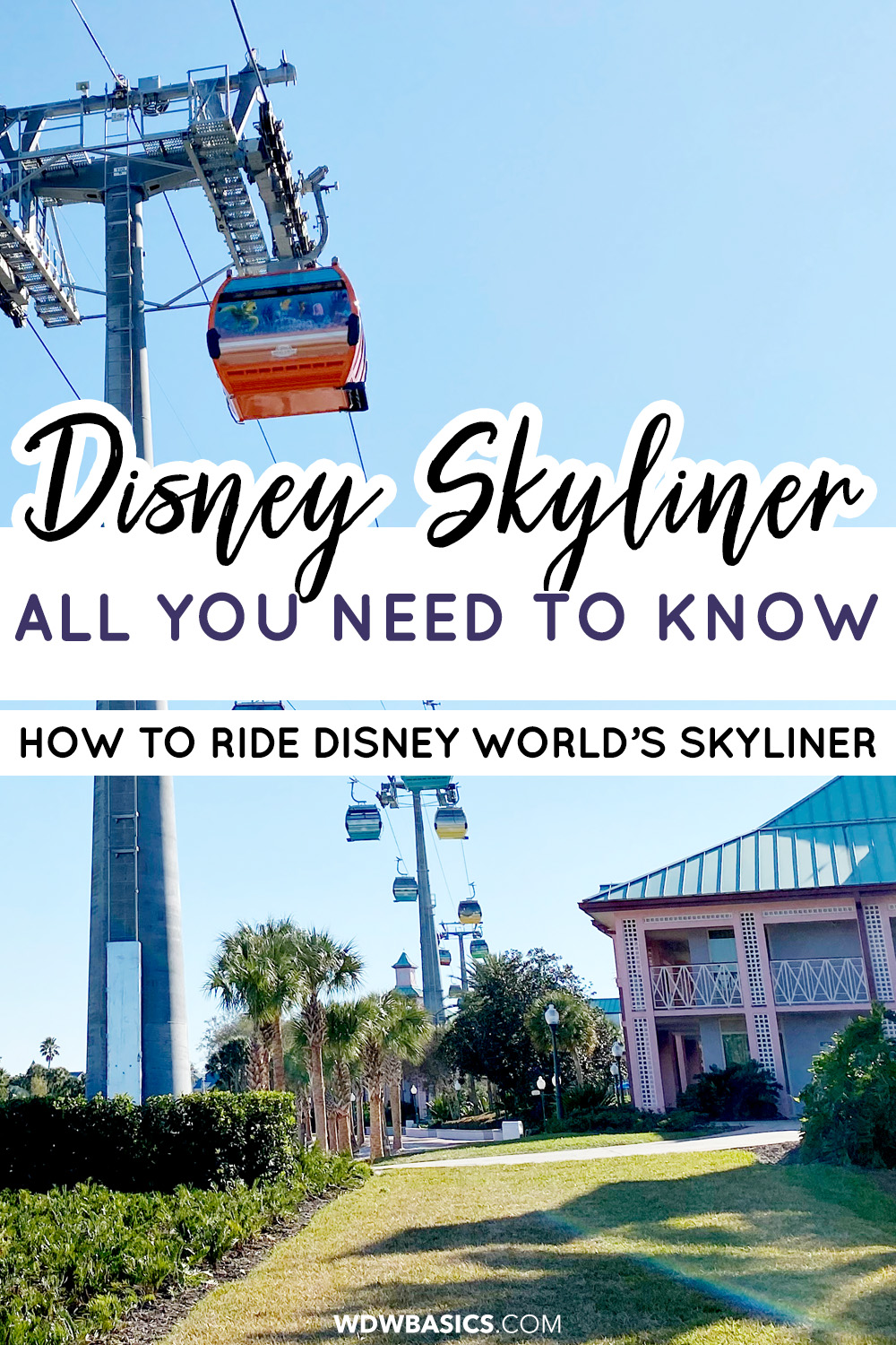 Disney Skyliner - All you need to know